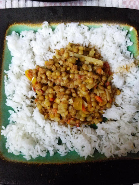 Spicy Sausage And Lentils Recipe