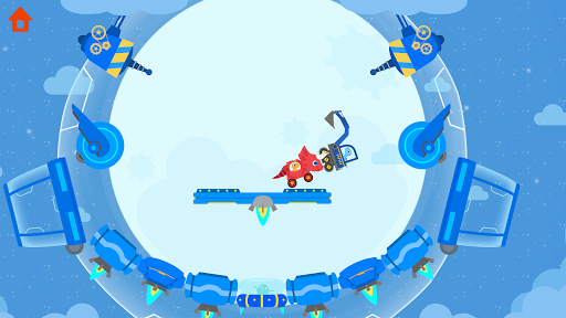 Dinosaur Smash: Bumper Cars 1.0.8 screenshots 1
