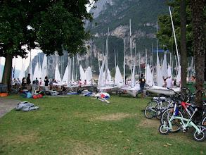 Photo: Riva aan het Gardameer