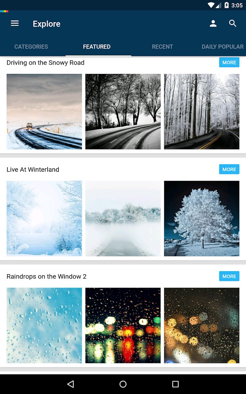 Backgrounds HD (Wallpapers) Screenshot 13
