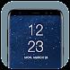 丸みのあるコーナー画面 - Androidアプリ
