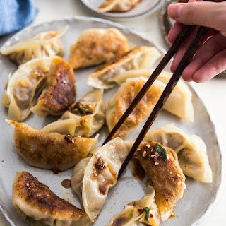 Chinese Beef Dumplings Recipes.