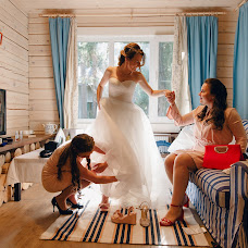 Wedding photographer Vladimir Poluyanov (poluyanov). Photo of 29.07.2018