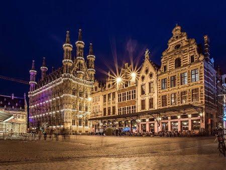 Aquafin - Culinaire wandeling in Leuven
