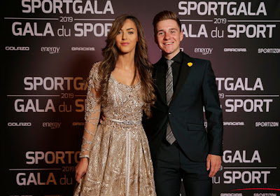 Remco Evenepoel schiet de hoofdprijs af op Sportgala