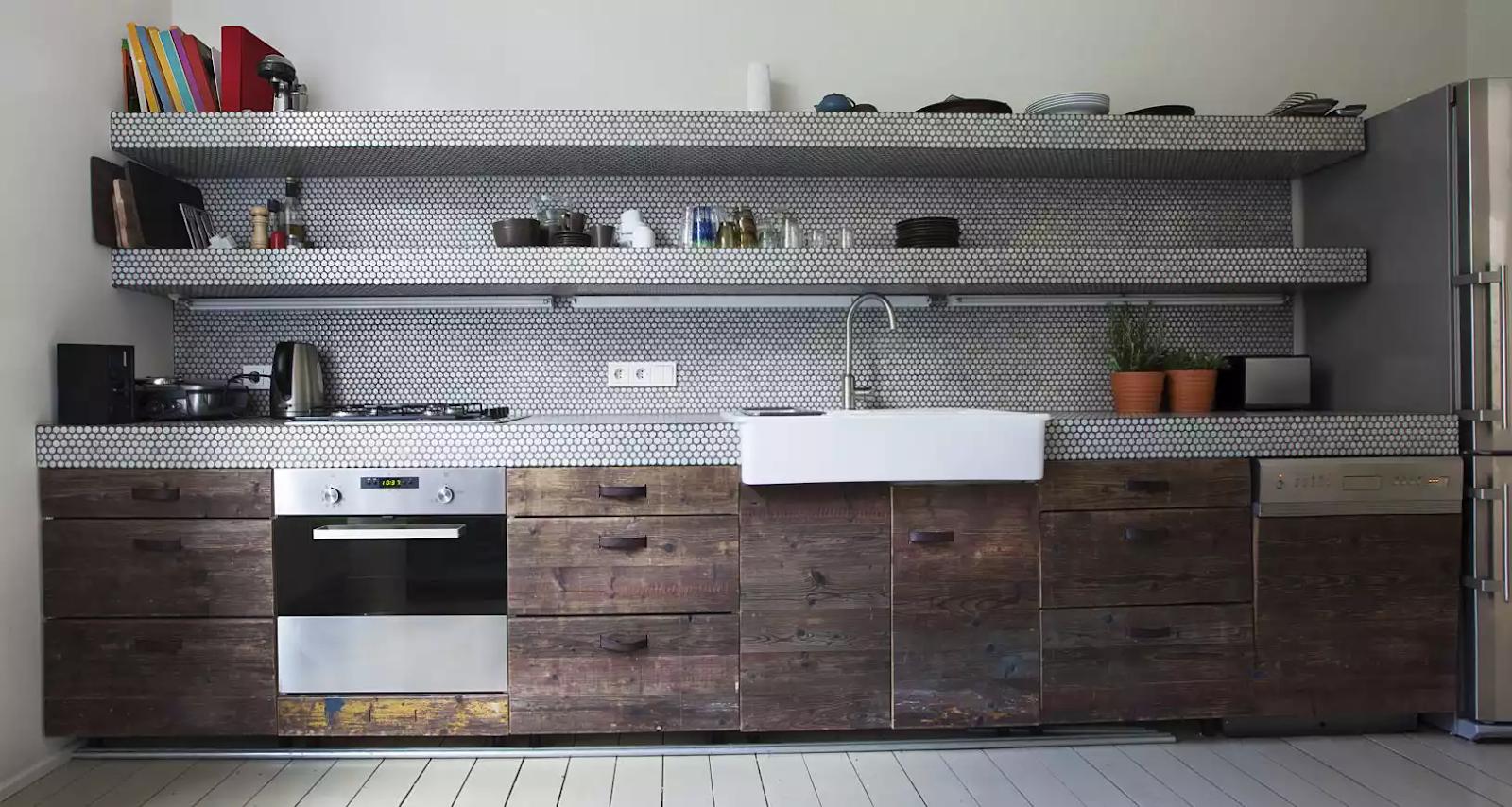 4 kiểu thiết kế phòng bếp phổ biến nhất trong năm 2021