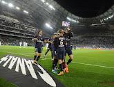 PSG speelt op de valreep 2-2 gelijk tegen Marseille in 'Le Classique'