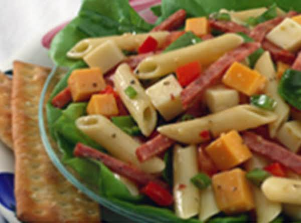 Cool Summer Pasta Salad