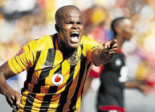 Katsande' 31' reached a double century in Amakhosi colours. File photo