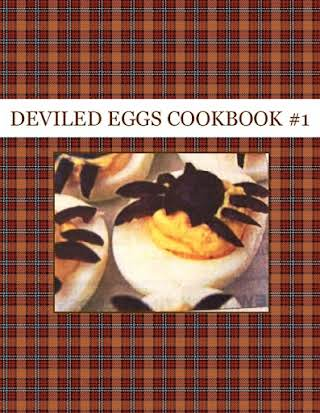 DEVILED EGGS COOKBOOK #1