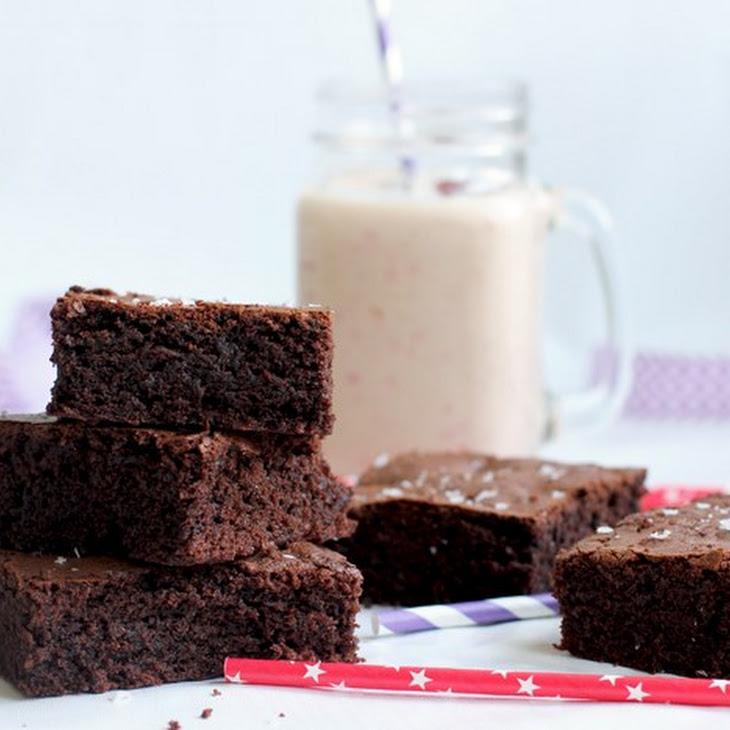 Healthy Fudgy Brownies