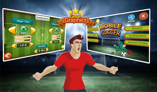 Mobile Soccer 2019 screenshot 1