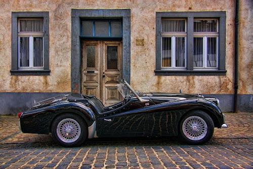 TR 3 by Axel K. Böttcher - Transportation Automobiles