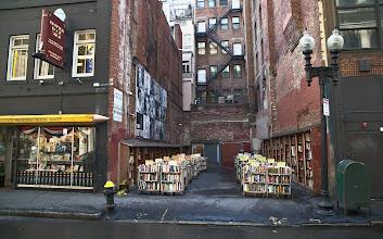 Photo: Brattle Book Shop; Boston, MA.