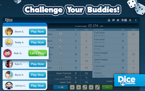 Dice With Buddies™ v4.5.1