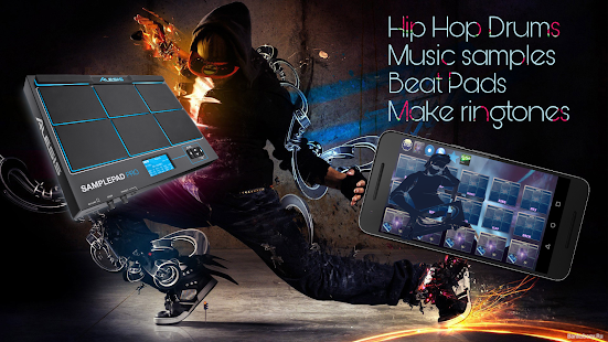 Hip Hop Beat Pad - náhled