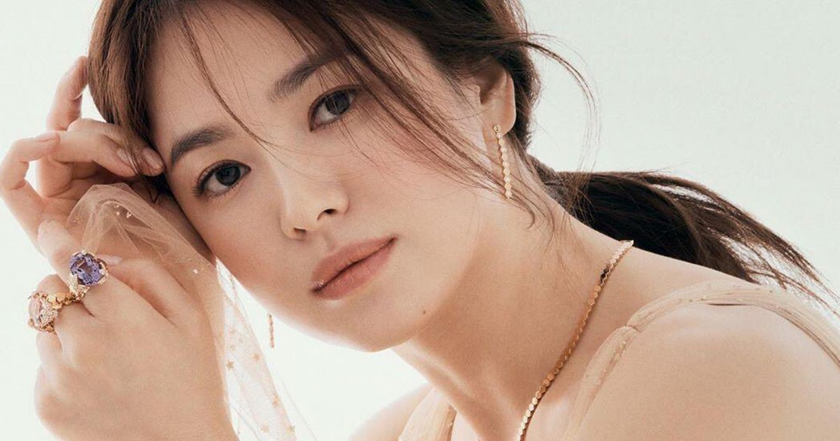 Song Hye Kyo Expresses Gratitude For Her Successful Career