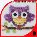 Creative Button Craft Ideas icon