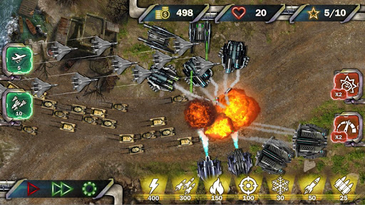 Tower Defense: Next WAR 1.05.23 screenshots 5