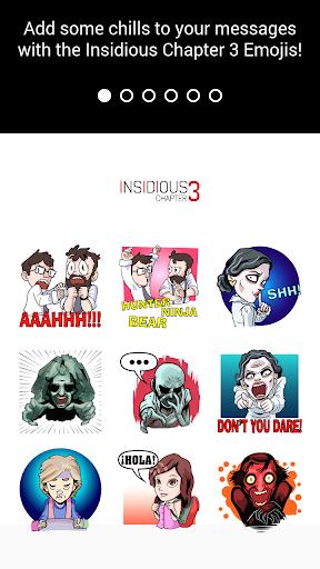 Insidious Chapter 3 Emoji