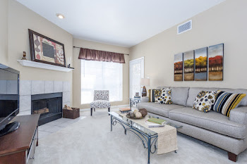 Go to B2 - Two Bed, Two Bath Floorplan page.