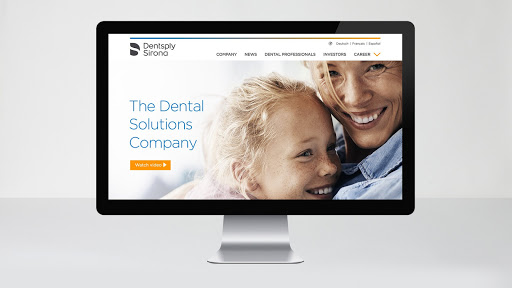 Dentsply Sirona Brand Strategy & Identity preview