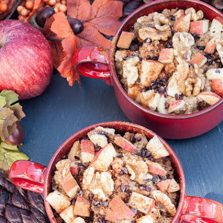 Apple Walnut Quinoa Breakfast Bowl Recipe