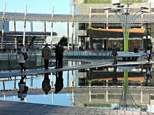 Ordinary people...in piazza Gae di donyb