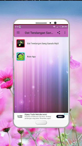 Ost Tendangan Sang Garuda Mp3 Offline 1.0 screenshots 2