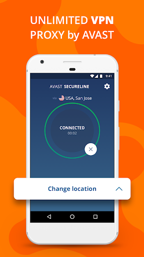 Download VPN SecureLine by Avast - Security & Privacy Proxy Apk
