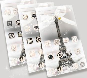 Sen Paříž téma Eiffelova věž - náhled