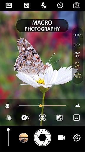 Manual Camera Lite screenshot 1