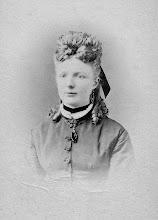 Photo: Agatha Alida Post (dochter van Eisso Post & Grietje Mulder)  geb. 26-02-1851 Winschoten ovl. 15-02-1925 Winschoten