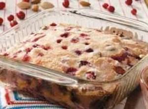 Cranberry Almond Coffee Cake Recipe