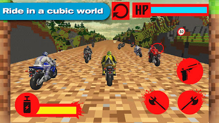 Biker Steve Moto Racing 1.0 screenshot 129774