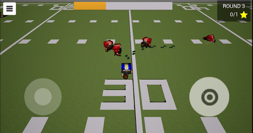 cofe tricheWAG American Football NFL Speed Challenge  1
