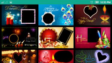 Diwali Photo Frames latest - screenshot thumbnail 03
