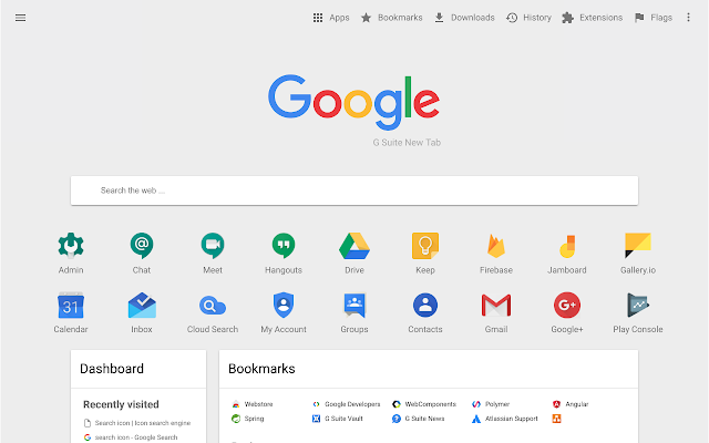 shortcut to open new tab in chrome