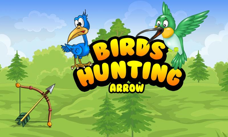 Birds hunting- screenshot