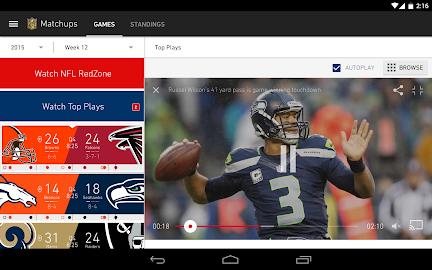 NFL Mobile Screenshot 10