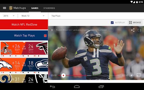 NFL Mobile- screenshot thumbnail
