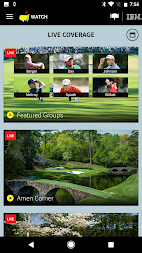 The Masters Golf Tournament APK screenshot thumbnail 4