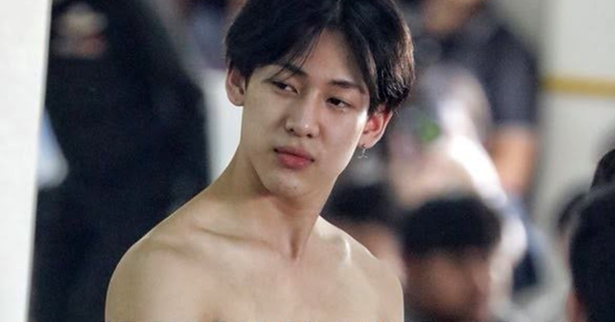 GOT7 BamBam Went Shirtless For His Medical Inspection, But Fans Were