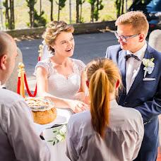 Fotógrafo de bodas Jacek Blaumann (JacekBlaumann). Foto del 05.04.2017