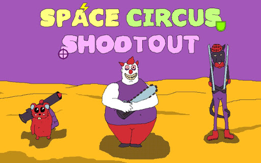 Space Circus Shoot-out