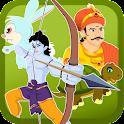 100 Kannada Kids Video Stories icon