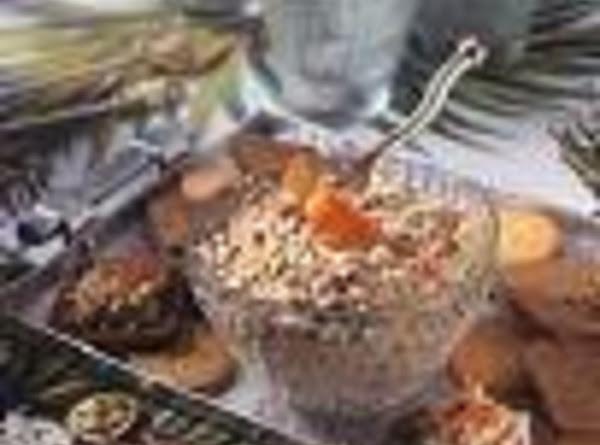 Nutty Carrot Spread Recipe