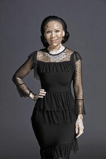 Leleti Khumalo Still Fab As She Approaches 50