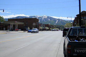 Photo: Downtown Steamboat Springs