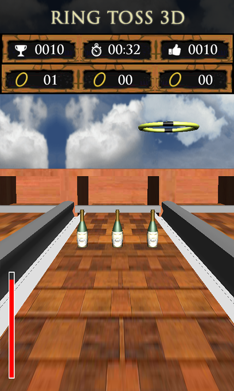 Ring Toss 3D- screenshot